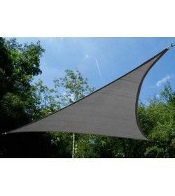 Shade Sail Lux 5.0m Triangle Breathable