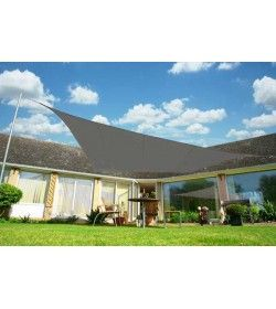 Shade Sail Lux 5.4m Square Breathable