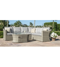 Oxford Large Corner Sofa - With Fire Pit