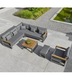 Soho Corner Lounge Unit | FSC® Certified