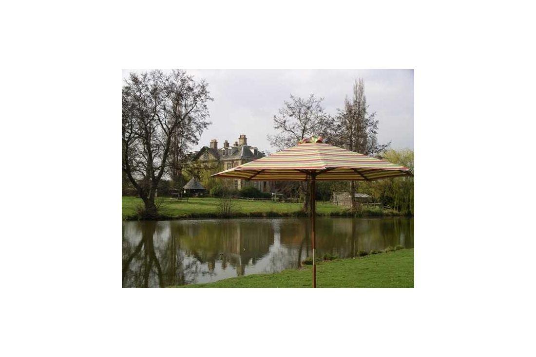 Emerald parasol - 270cm diameter