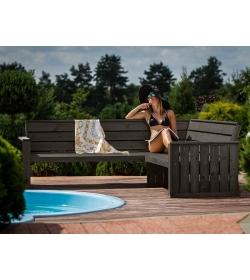 Cecina Corner Bench | FSC® Certified