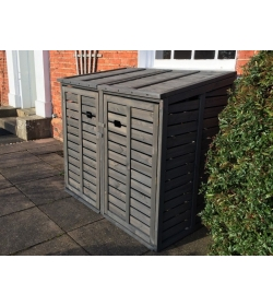 Wheelie Bin Cover - Double | FSC® Certified