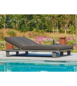 Fitz Roy double sun lounger