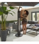 Helios 3kW Free Standing Electric Patio Heater