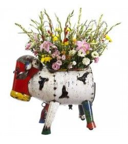 Clarence the Cow Planter