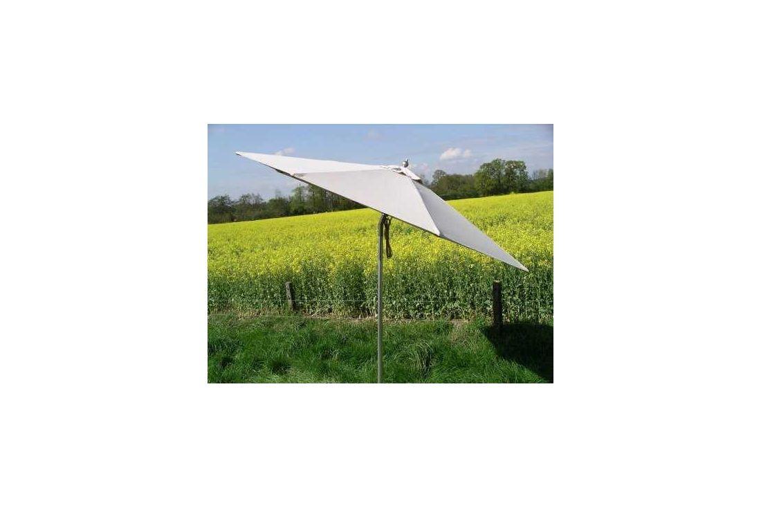 Platinum tilting parasol - 250m diameter