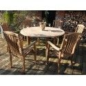 Westminster 6 Chair Dining Set