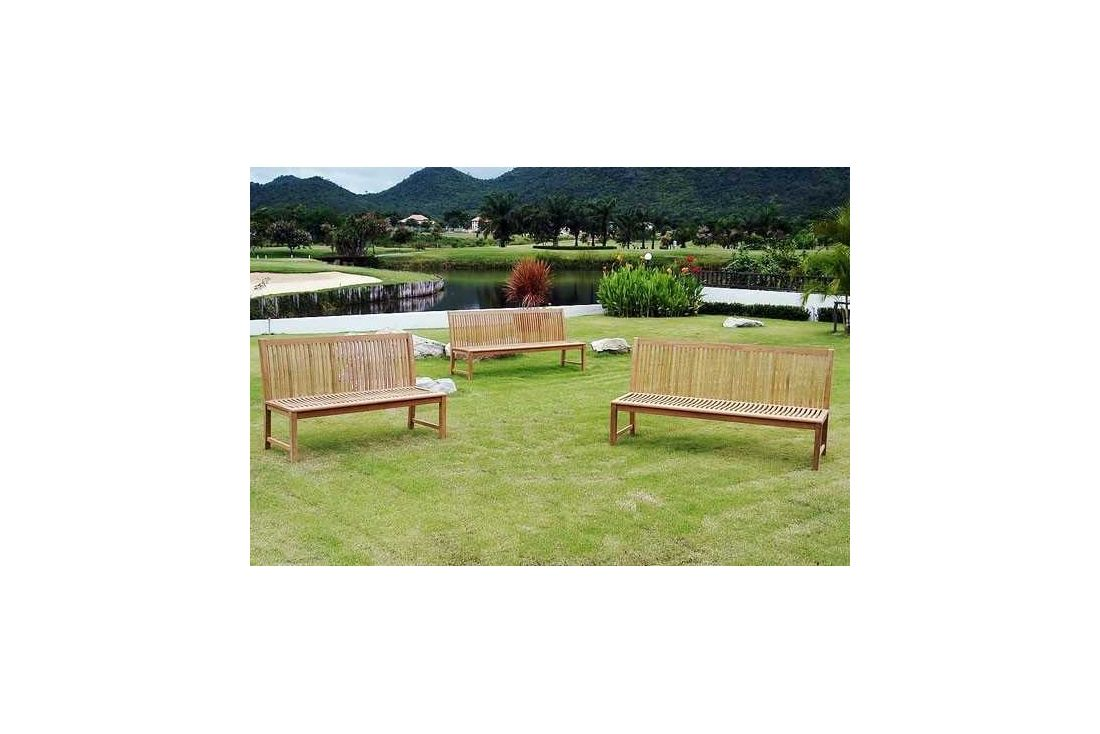 Royal 1.5m Armless Bench