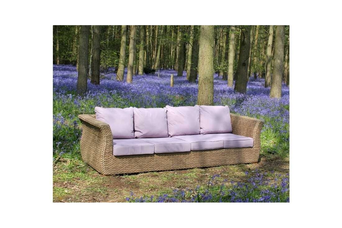 Montana 4 seater sofa - outdoor