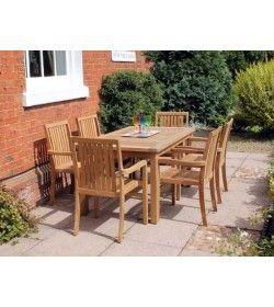 Warwick Compact 6 Chair Set