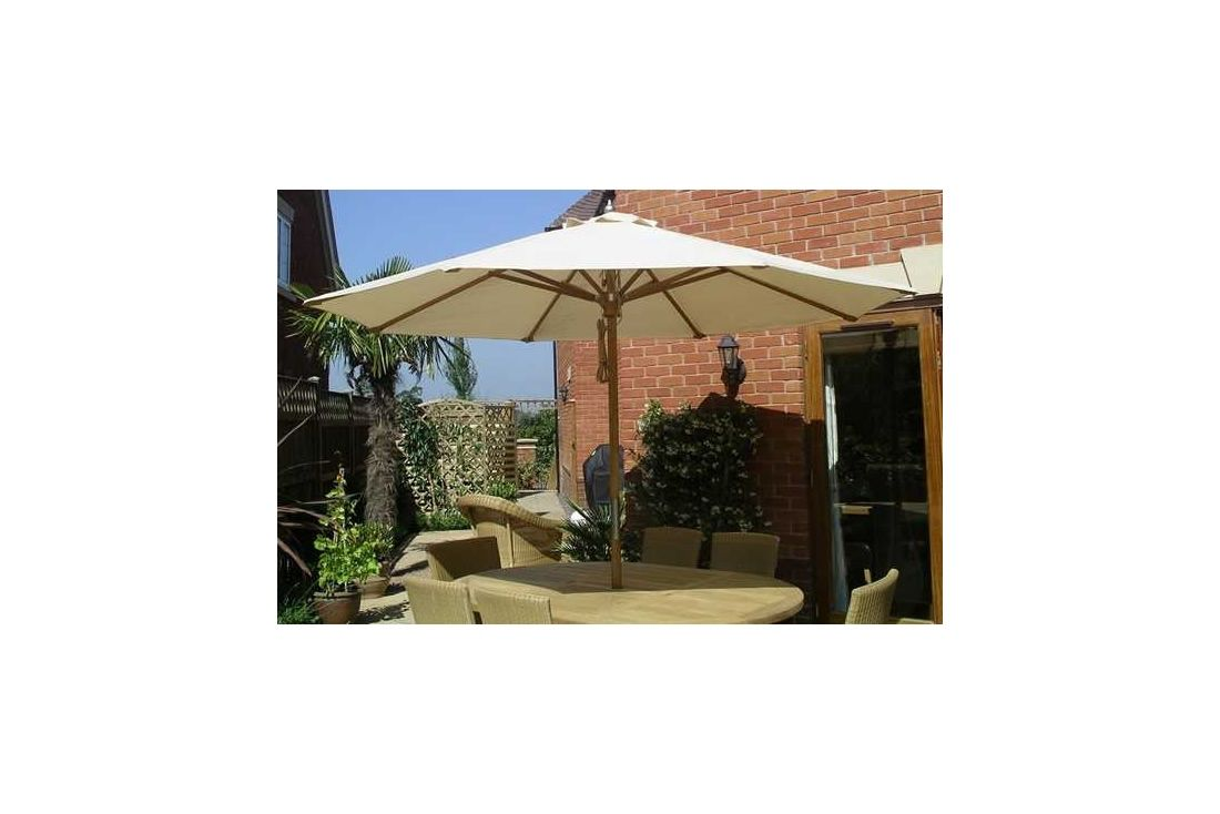 Diamond FSC Certified Parasol 3m Diameter