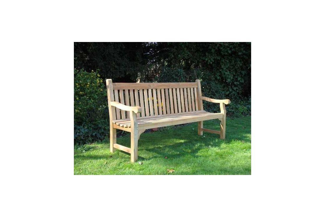 Kensington 1.8m FSC Teak bench