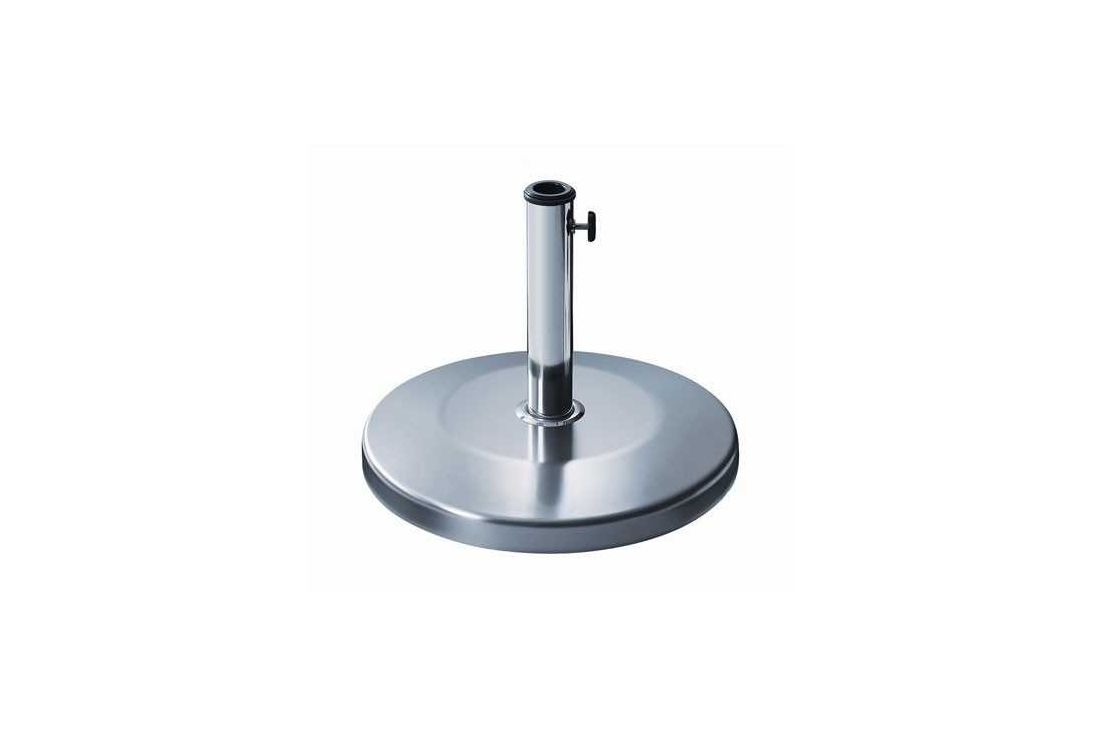 Parasol Base Stainless Steel - 25kg