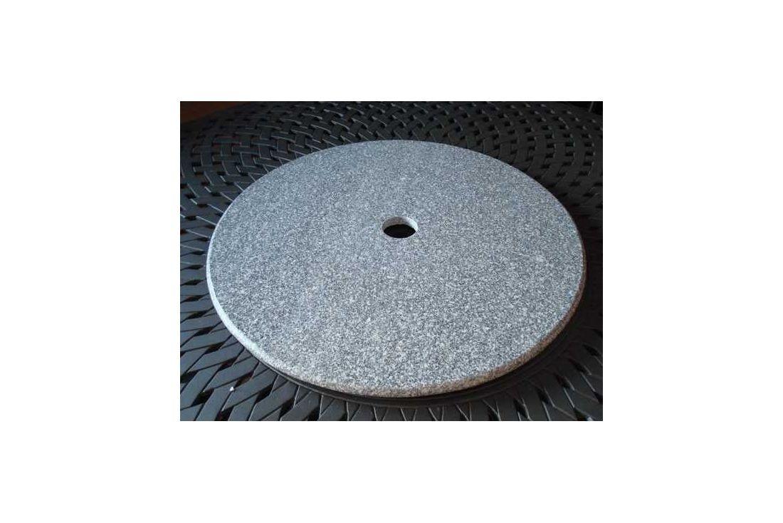 Granite lazy susan - 60cm diameter