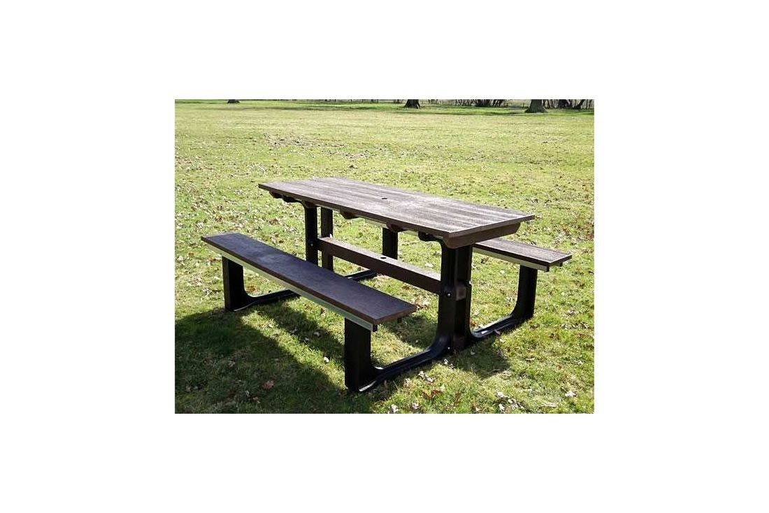 Eco picnic table 2.4m