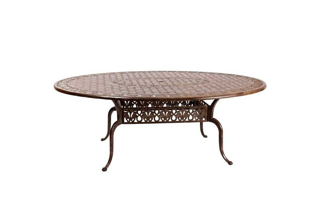 Casino 2M Oval Table