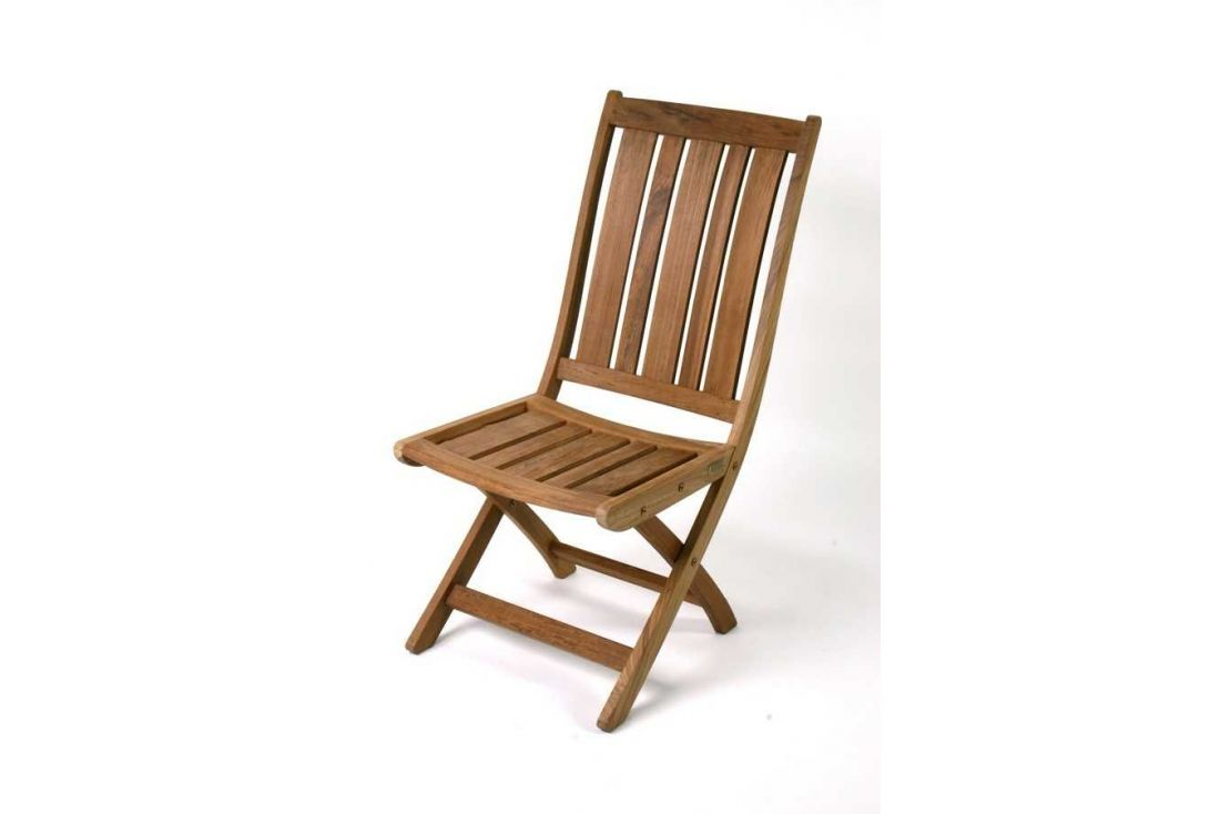 Kingsbury folding diner chair