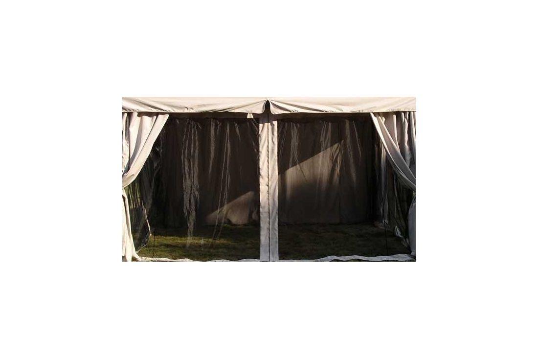 400cm x 300cm Riveria gazebo - mosquito nets