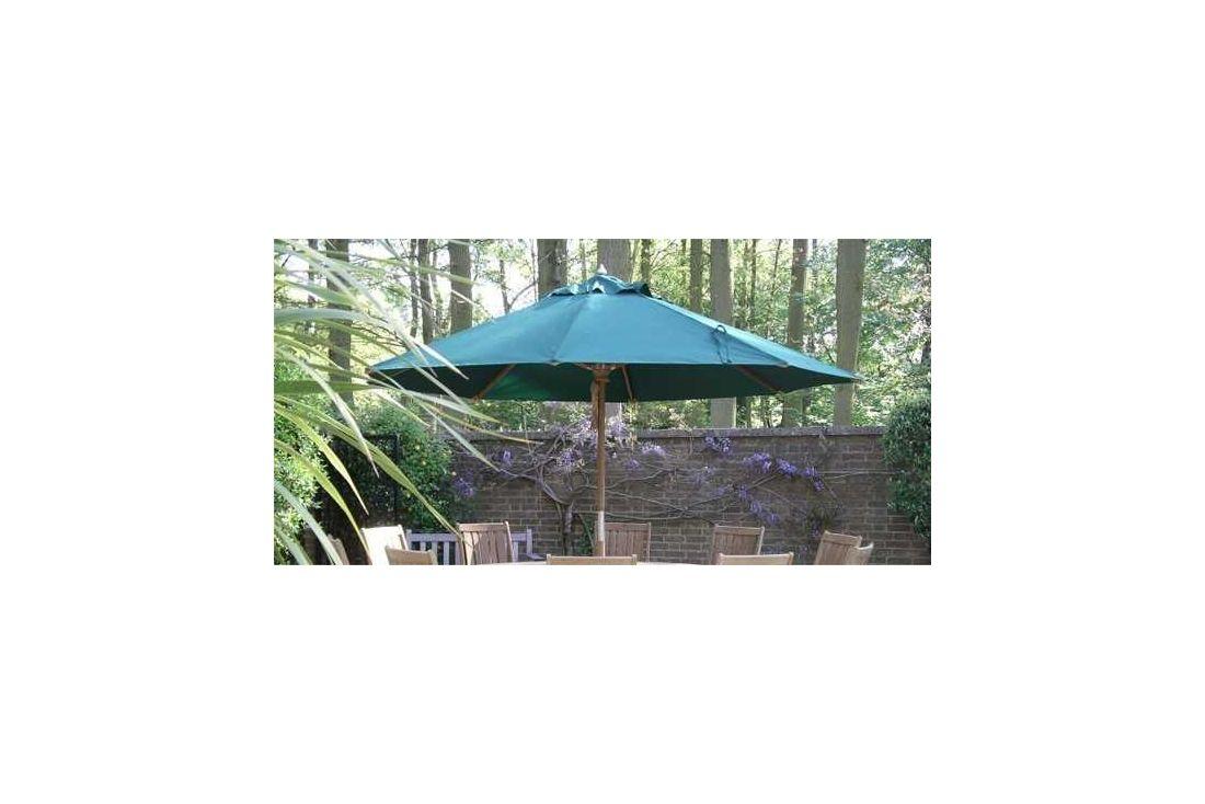 Emerald parasol - 350cm diameter
