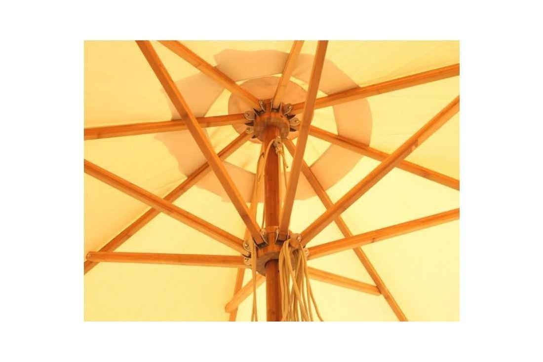 Bambrella 3.5m dia Parasol