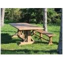 Valencia Dinning Table 2.4m x 1.1m