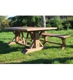 Valencia Dinning Table 3m x 1.1m