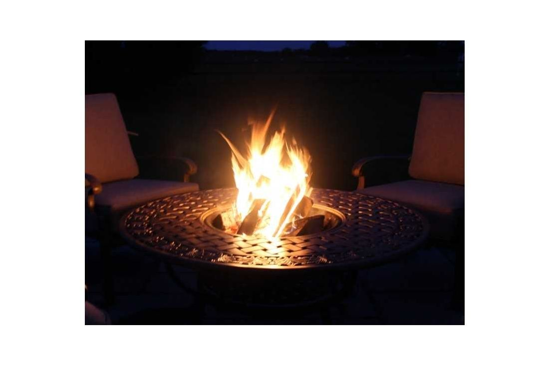 Dynasty fire pit set