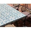 Fleur-De-Lis Rectangle 6 Chair Dining Set