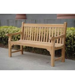 Kensington 1.5m FSC Teak bench