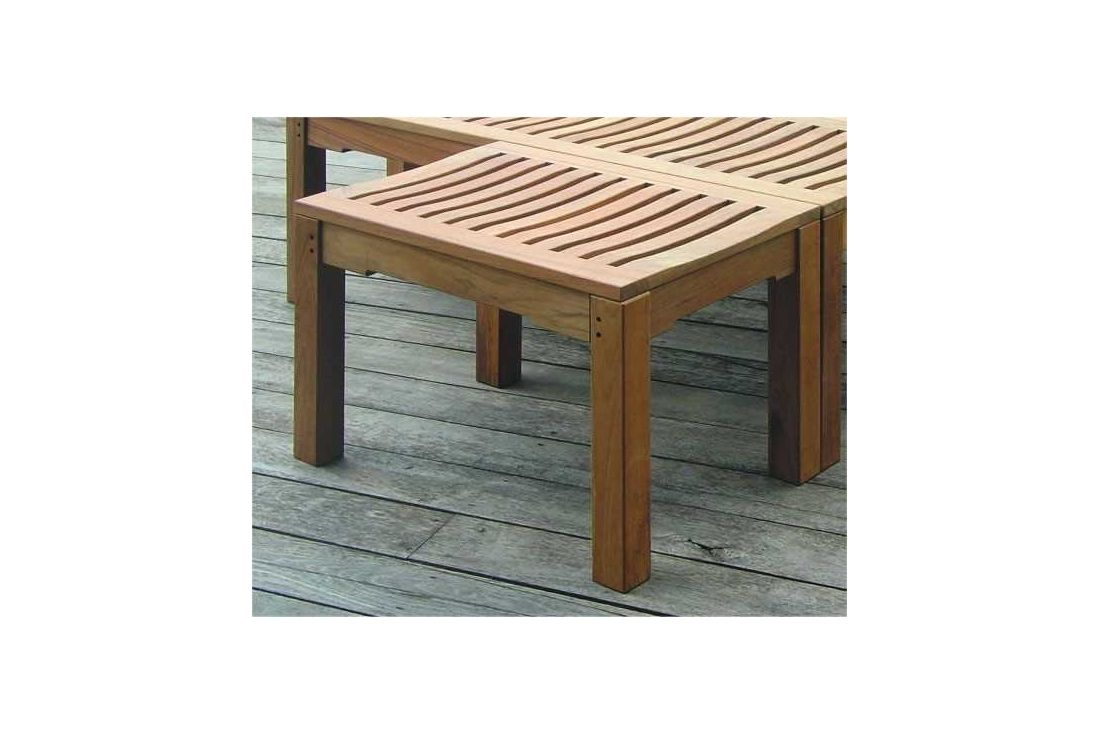 Backless bench - 60cm