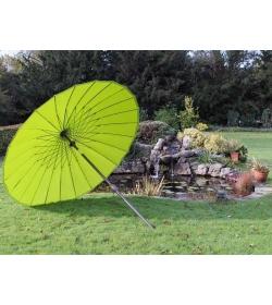 Shanghai parasol - 2.7m dia green