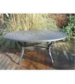 Tudor oval table - 180cm x 120cm