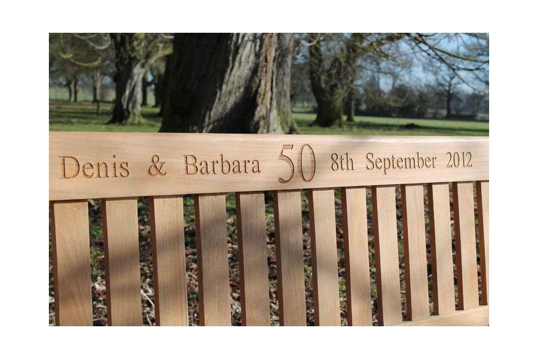 Memorial Garden Bench 1.5m