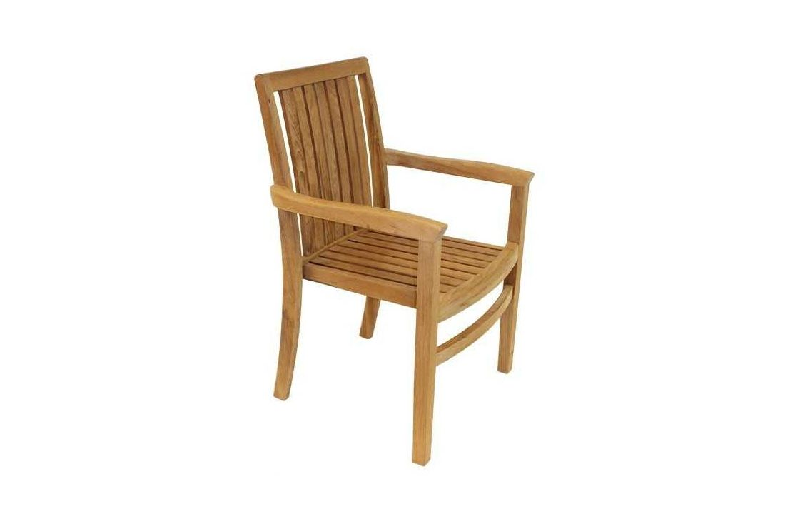Warwick stacking chair