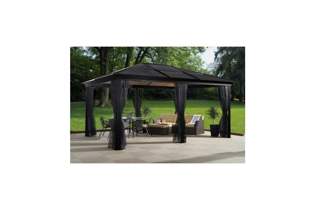 Four Seasons Sedona Gazebo 3.65 X 4.86m
