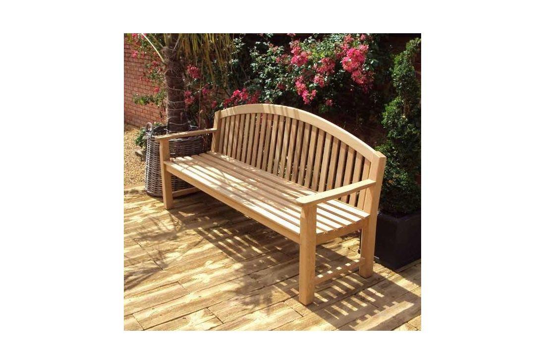 Henley 2m Bench