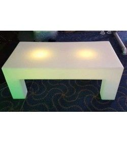 LED Coffee Table