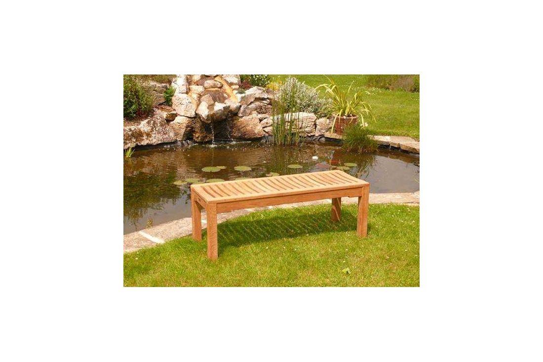 Backless bench - 120cm