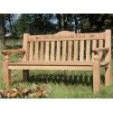 Teak Windsor Bench
