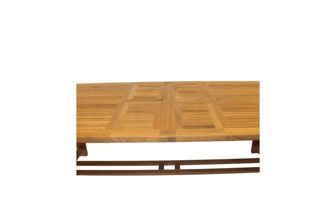 Chunky 180cm to 250cm ext table