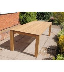 Mayfair 2.4m FSC Certified Teak Table