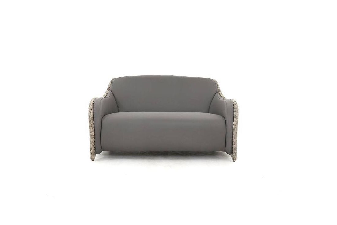 Luxor Living 2 Seater Sofa Meteor