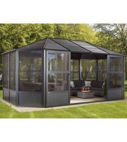 Four Seasons Solarium 12ft x 15ft