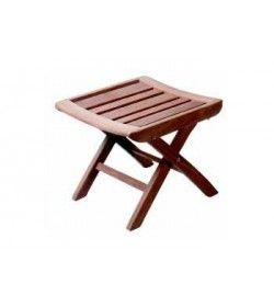 kingsbury folding footstool
