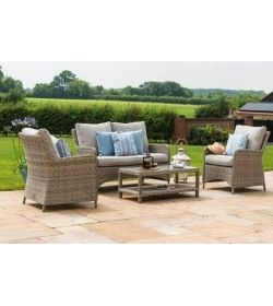 OXFORD HIGH BACK SOFA SET