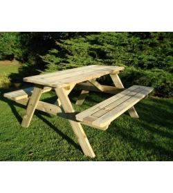 Sherwood FSC picnic table - 140cm