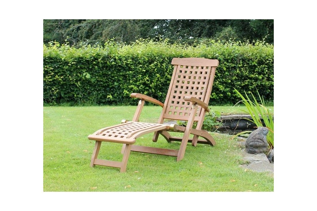 Kensington Steamer Lounger