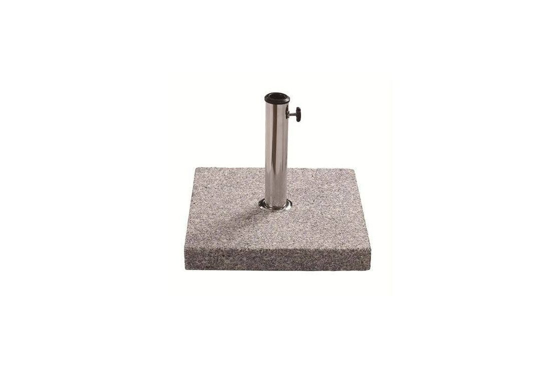 Parasol Base Burnt Stone Granite - 40kg