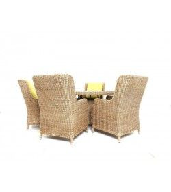 Valencia 6 Chair Set